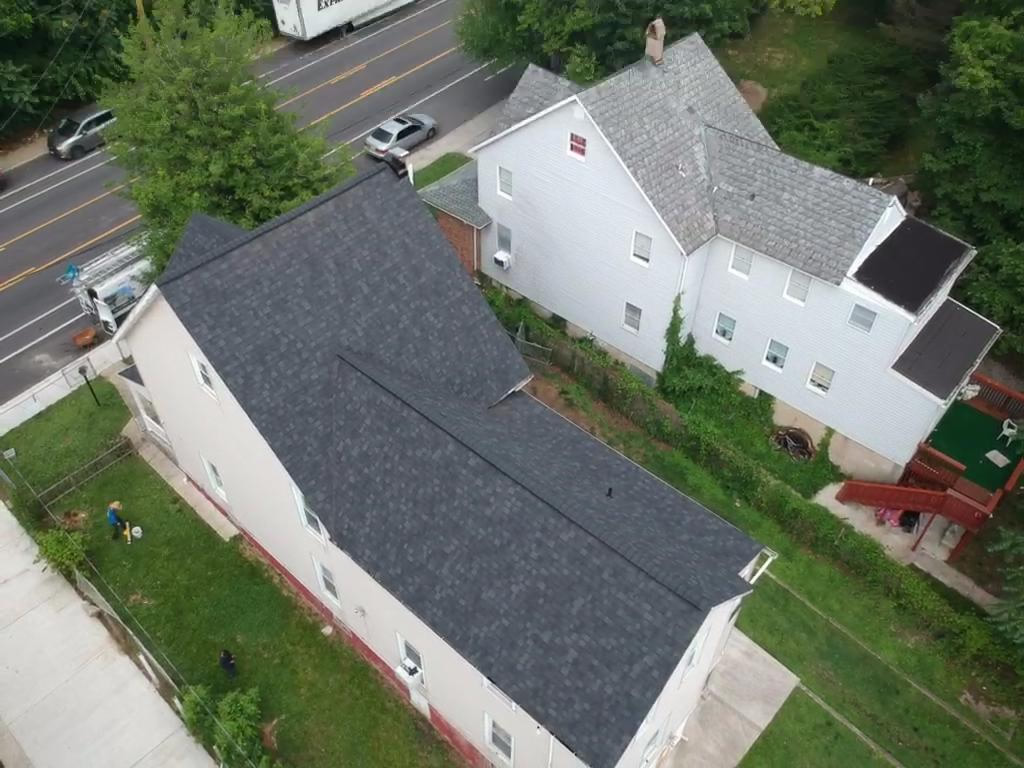Roofing Project near Baltimore City MD
